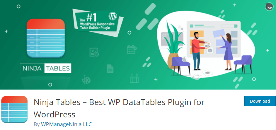best wpDataTables alternative