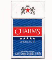CHARMS CIGARETTE