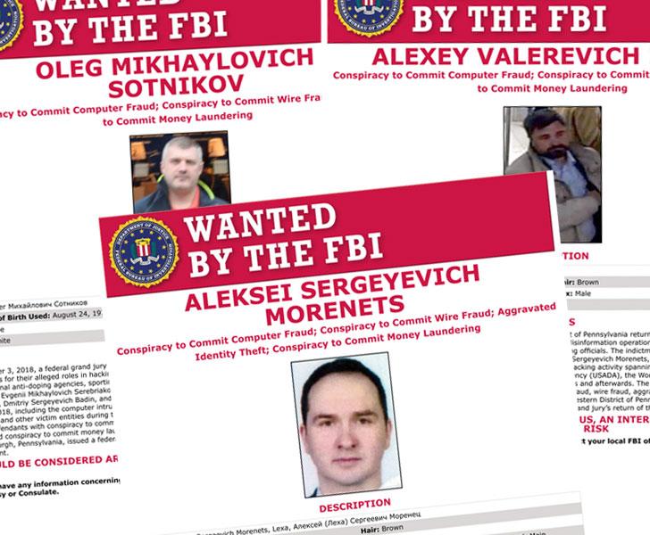EU áp lệnh trừng phạt các hacker Trung Quốc, Nga và Triều Tiên bị FBI truy nã