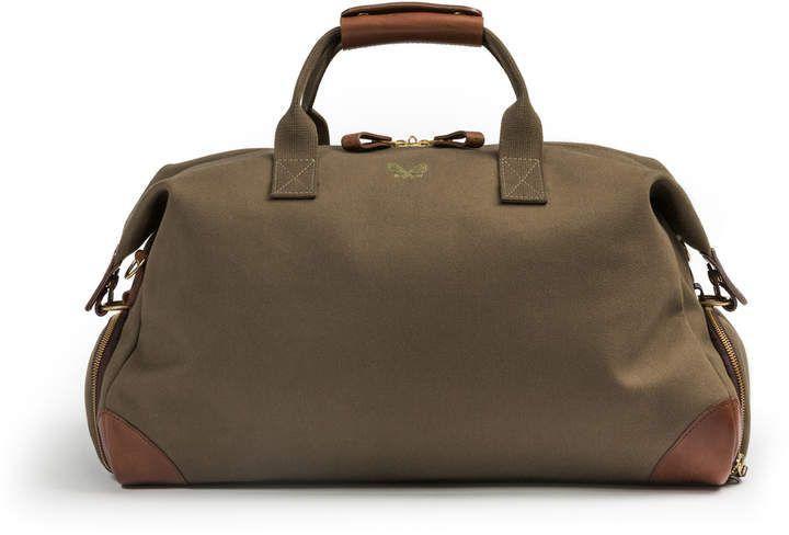 Bennett Winch The Weekend Bag | Mens weekend bag, Weekender bag, Holdall