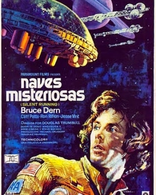 Naves misteriosas (1971, Douglas Trumbull)
