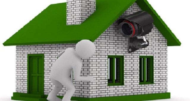 Lắp đặt camera giám sát giúp hạn chế tình trạng trộm cắp