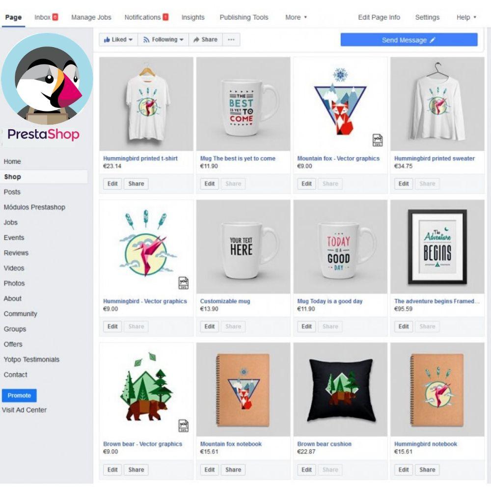 ¿Qué son los catálogos de Facebook?
