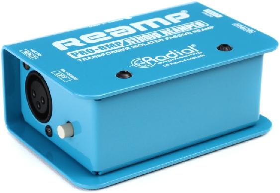 Radial ProRMP box