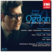 John Ogdon - 70th Anniversary Edition