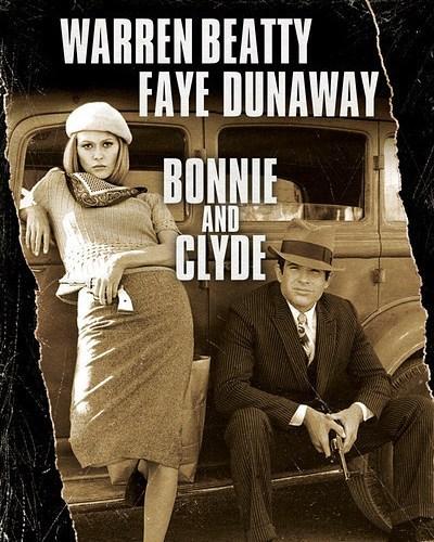 Bonnie & Clyde (1967, Arthur Penn)
