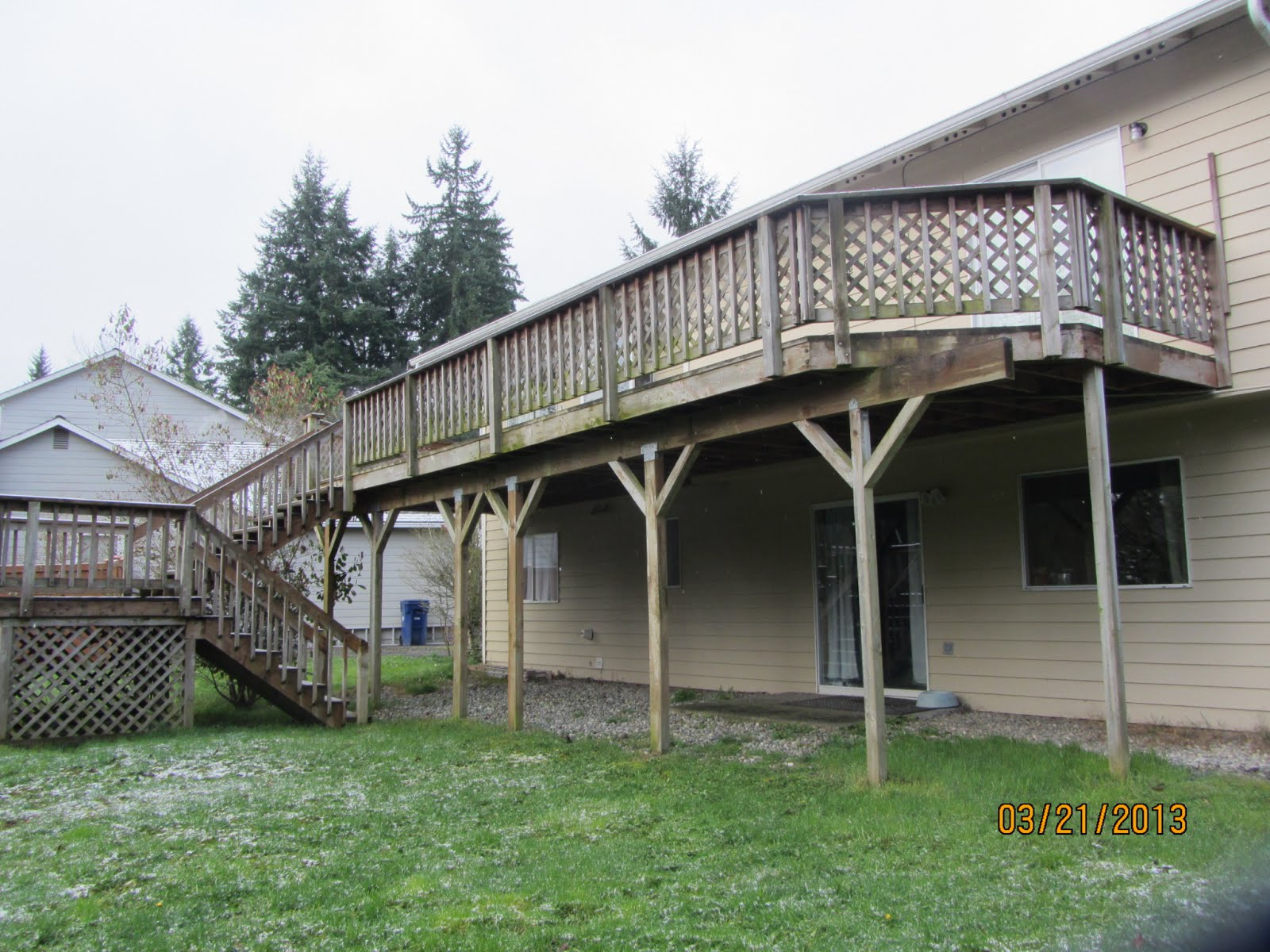 5 br house for sale Kirkland 98033 deck and hot tub