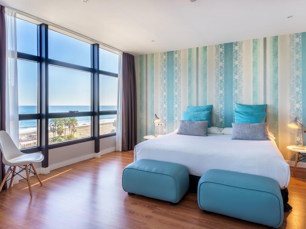 habitación Hotel Vincci Málaga Capital