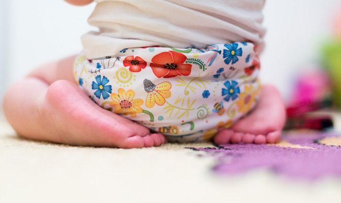 Znalezione obrazy dla zapytania wielorazowe pieluszki