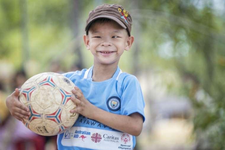 CRS đang thay đổi cuộc sống của các trẻ em khuyết tật ở Việt nam như thế nào