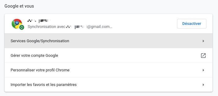 Les paramètres du navigateur Lacros de Google s'améliorent