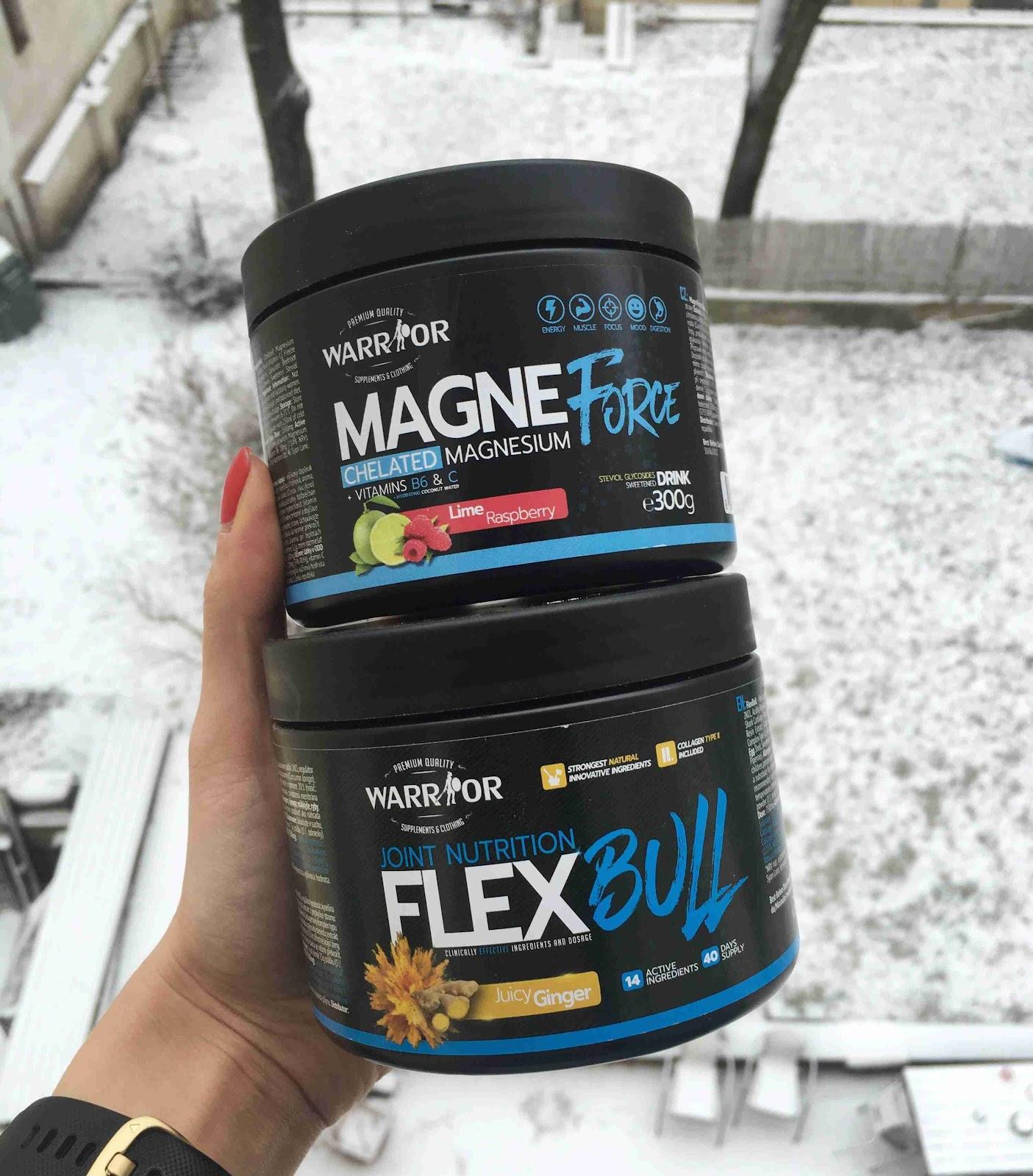 Recenze NaMaximum: MagneForte a FlexBull