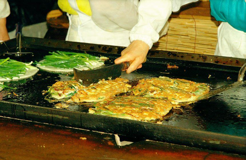 Pajeon (Korean Pancake)