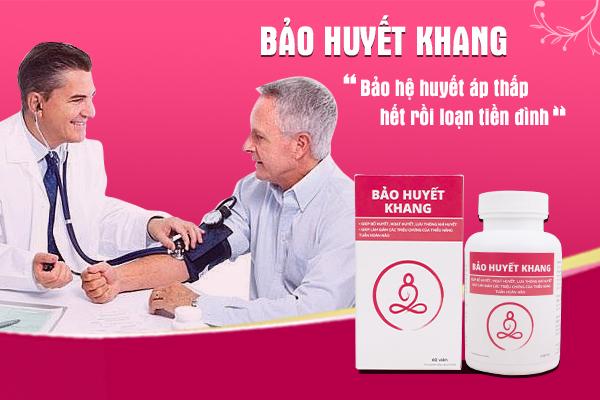 Bảo huyết khang là thuốc gì?