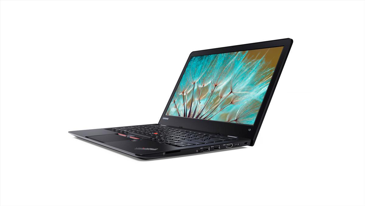 Фото2  Ноутбук ThinkPad 13 2nd Gen Black (20J10021RT)