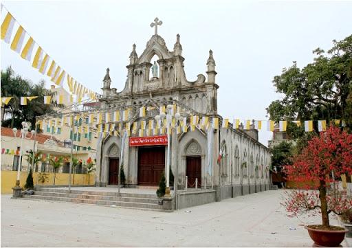 Nhà thờ Thượng Thuỵ, Hà Nội