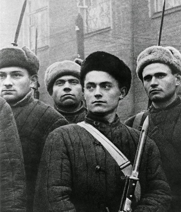 Ватник в РККА
