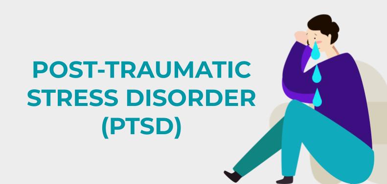 mengenal PTSD