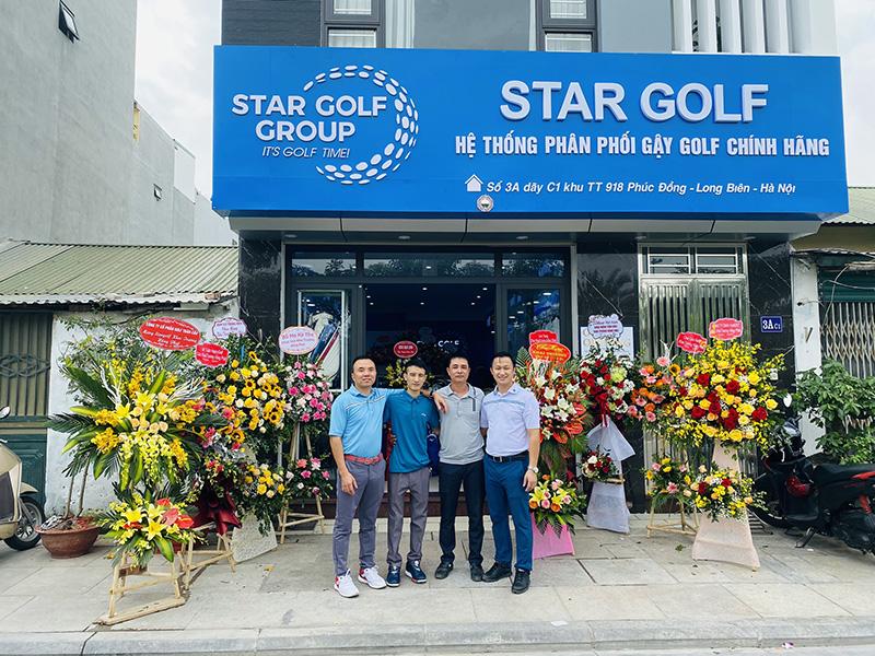 Gậy Golf cũ chính hãng, giá tốt tại Star Golf Group
