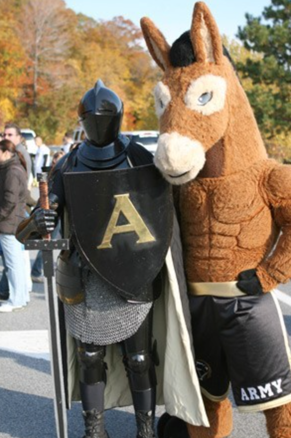 How Army's mascot came to be
