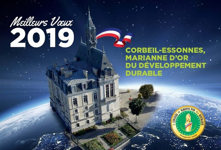 Corbeil-Essonnes, Marianne d'or du développement durable