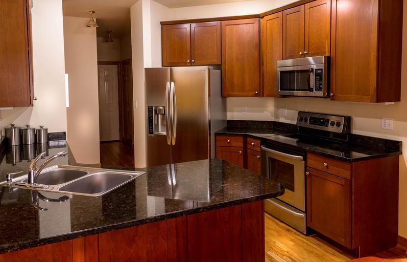 Modular Kitchen Cabinet Colors
