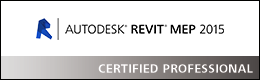 Autodesk Revit MEP 2015 Certified Professional.png