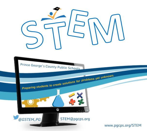 Image result for STEM PGCPS