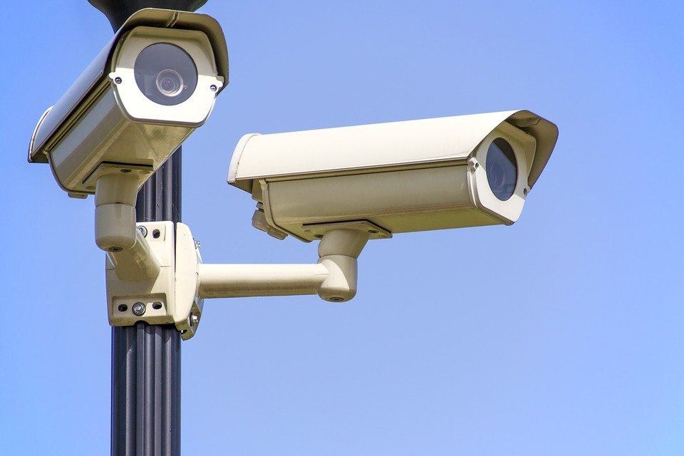 Monitoring, Safety, Surveillance, The Police - protecting your personal property
