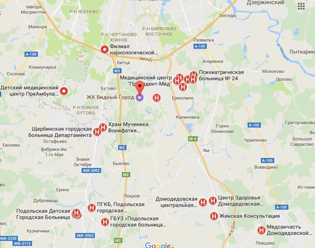 8 больница города ярославль