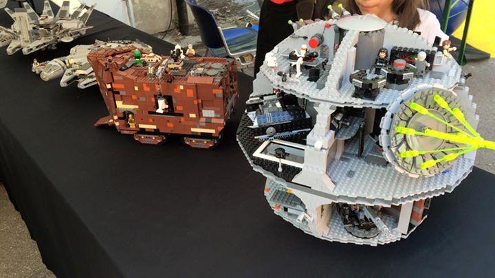 Sì, c'erano anche i Lego!