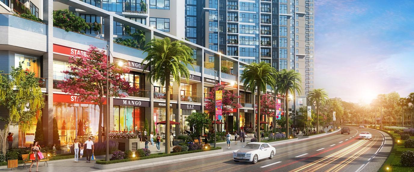Dự án căn hộ Eco Green Sài Gòn mang tới cho bạn cuộc sống tiện ích