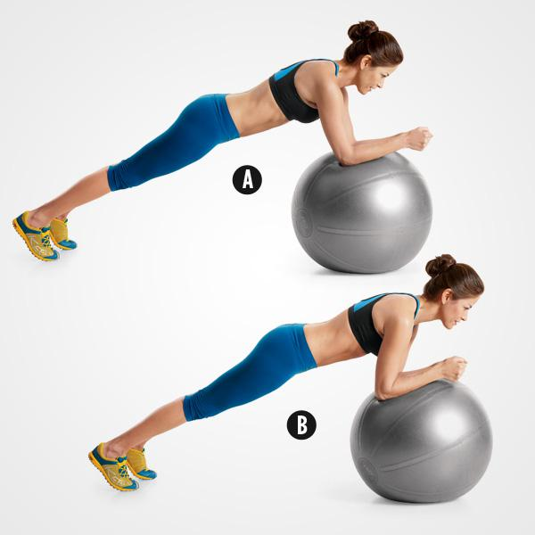 Only 6 Moves This Summer to Shape Is the Strongest Most Flat ABS