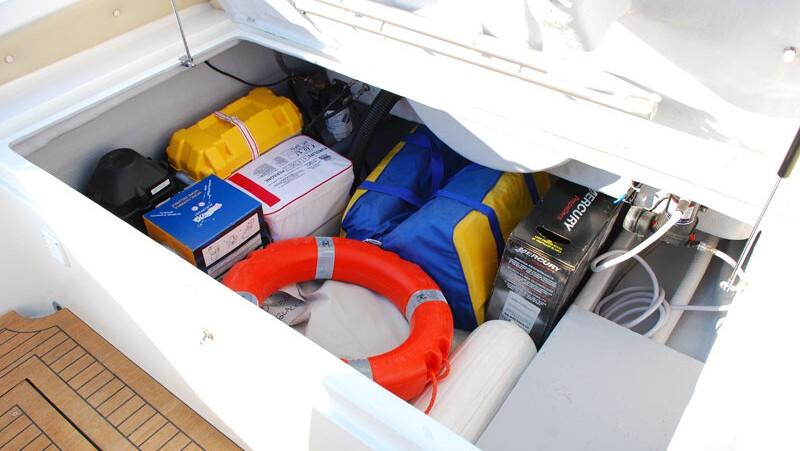 Безопасность на парусной яхте