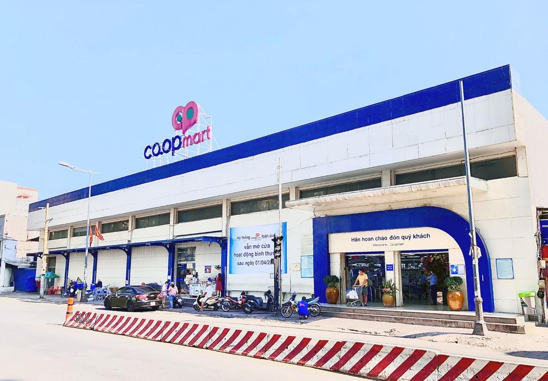 Doanh nghiệp sở hữu nhiều siêu thị rải rác trên khắp cả nước