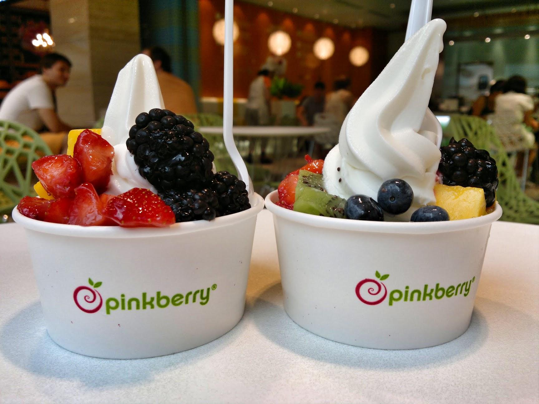 pinkberry ice cream istanbul