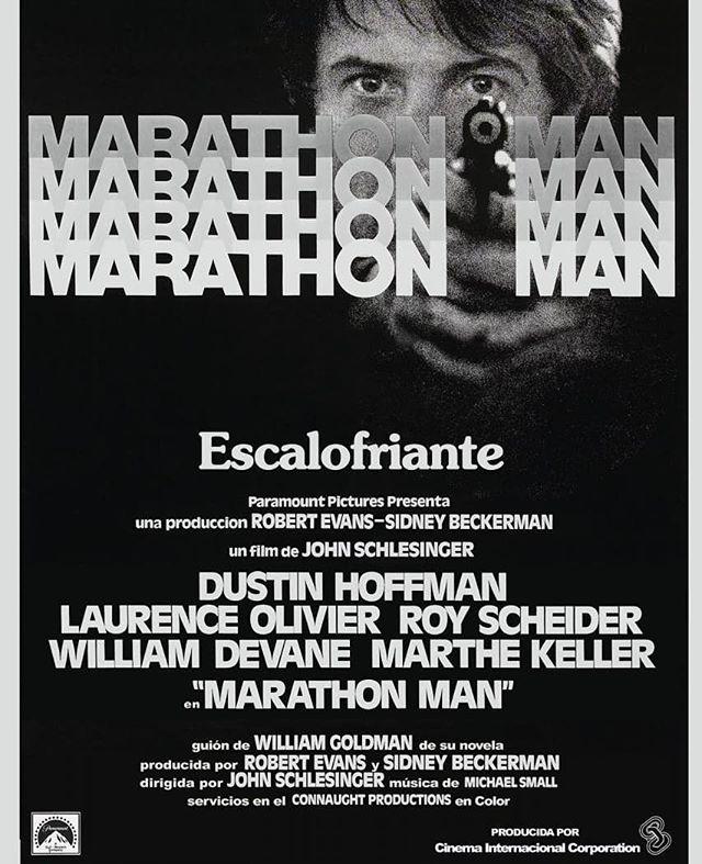 Marathon Man (1976, John Schlesinger)