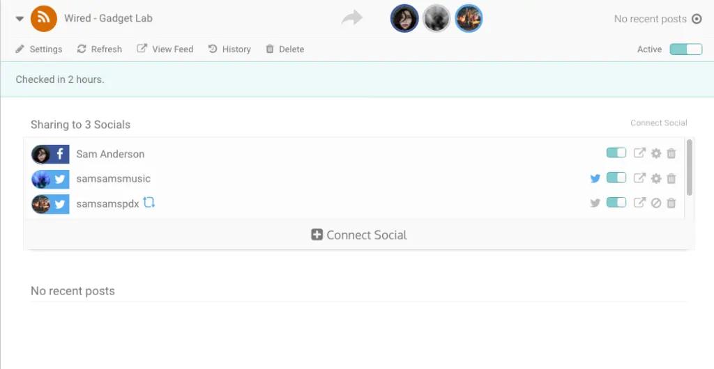 after setting how it would look like -auto retweet tools - TweetJumbo.com- twitter automation bot tool