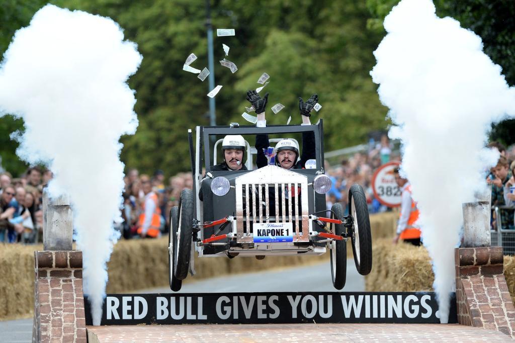 Red Bull Soap Box Race!