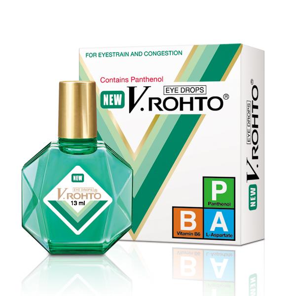 Thuốc nhỏ mắt V-Rohto