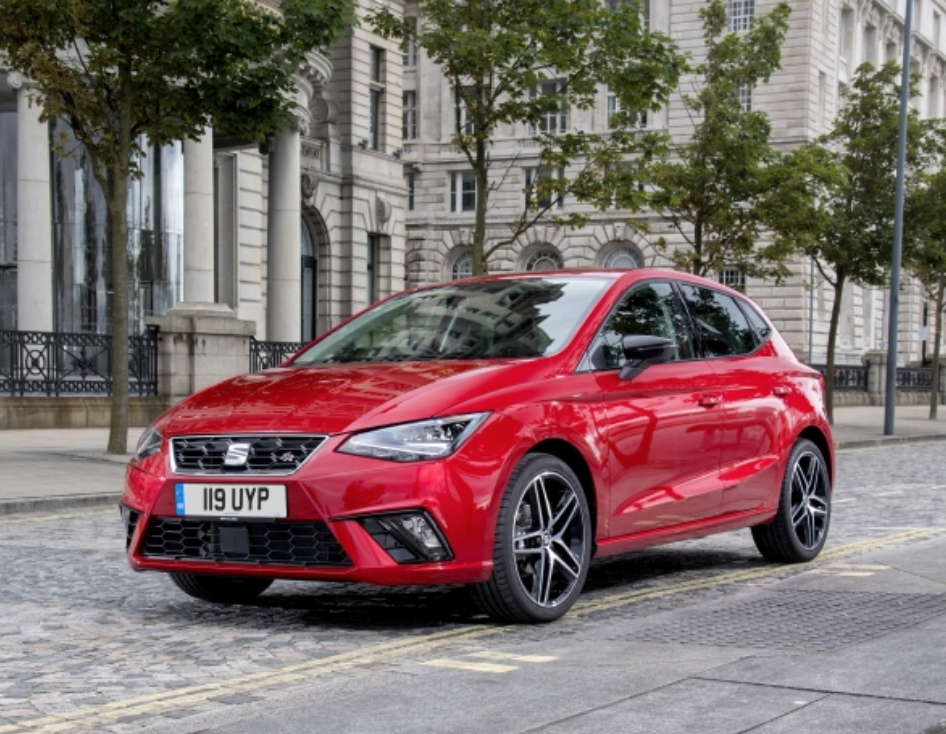 seat ibiza for new drivers