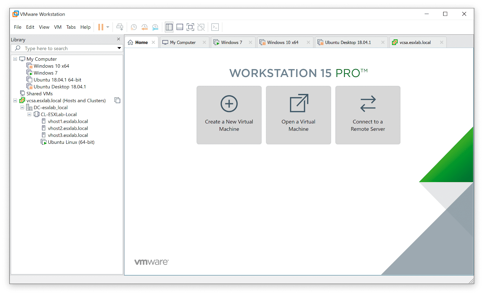 VMware Workstation Pro 15 - SoftSGE | Always the best prices.