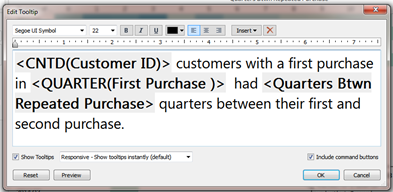 LOD in Tableau Use Case 4 - Customer Second Purchase Analysis 45