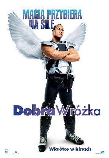 Polski plakat filmu 'Dobra Wróżka'
