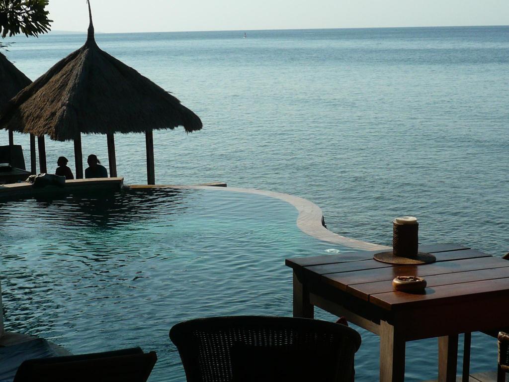 Wawa Wewe I Bungalows Bali - infinity pool