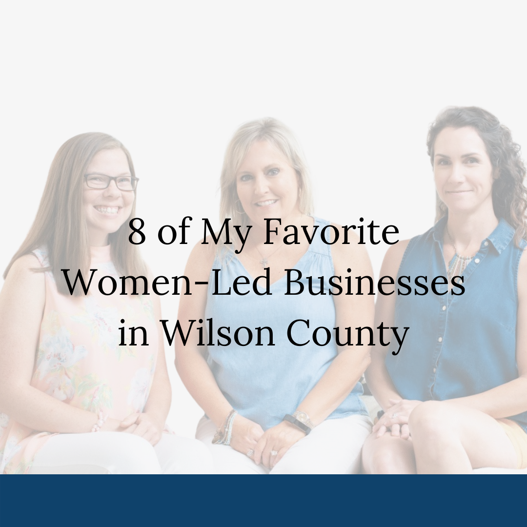wilson county tn women-led businesses community