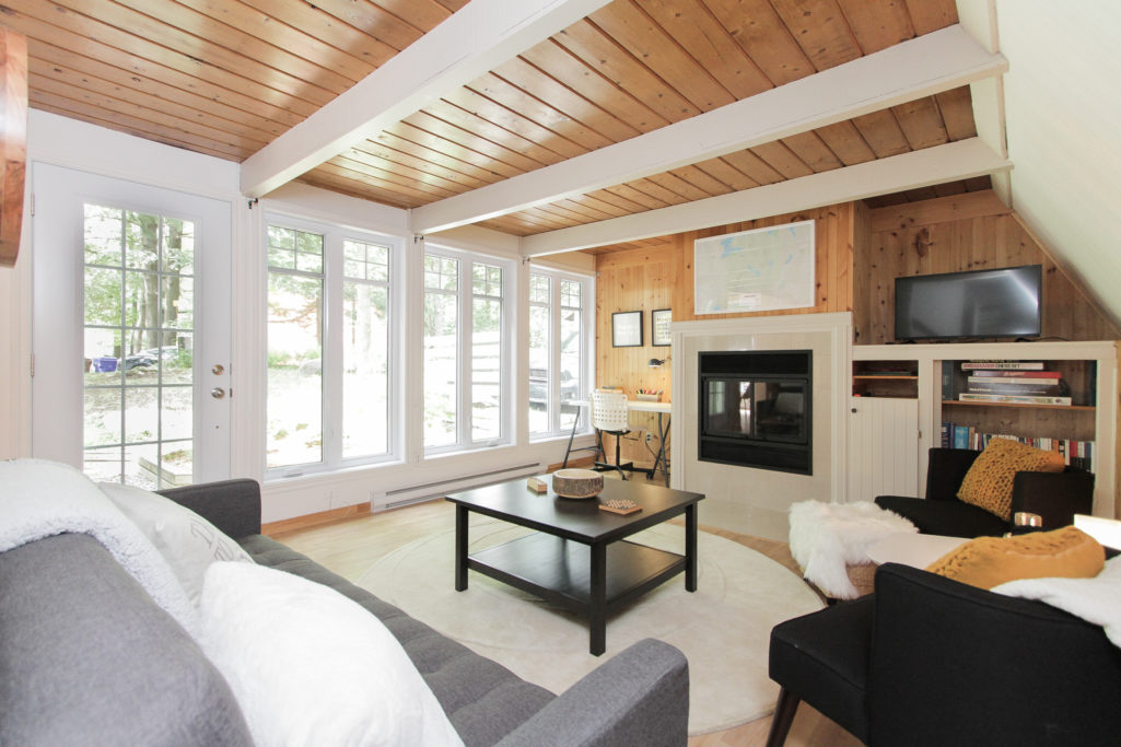 Cottages for rent for 8 people in Quebec #6