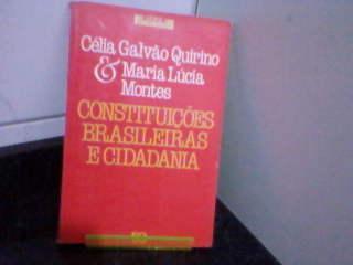 Resultado de imagem para constituições brasileiras e cidadania quirino