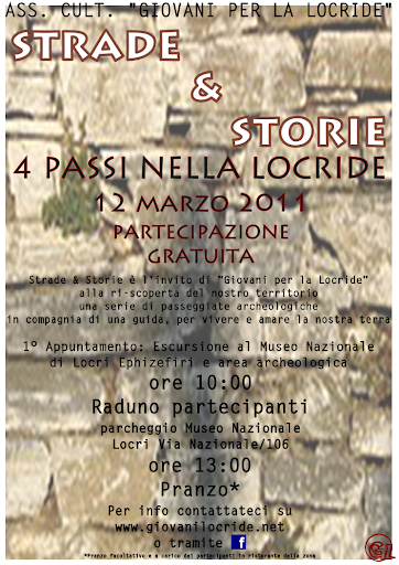 Strade & Storie - 4 Passi nella Locride