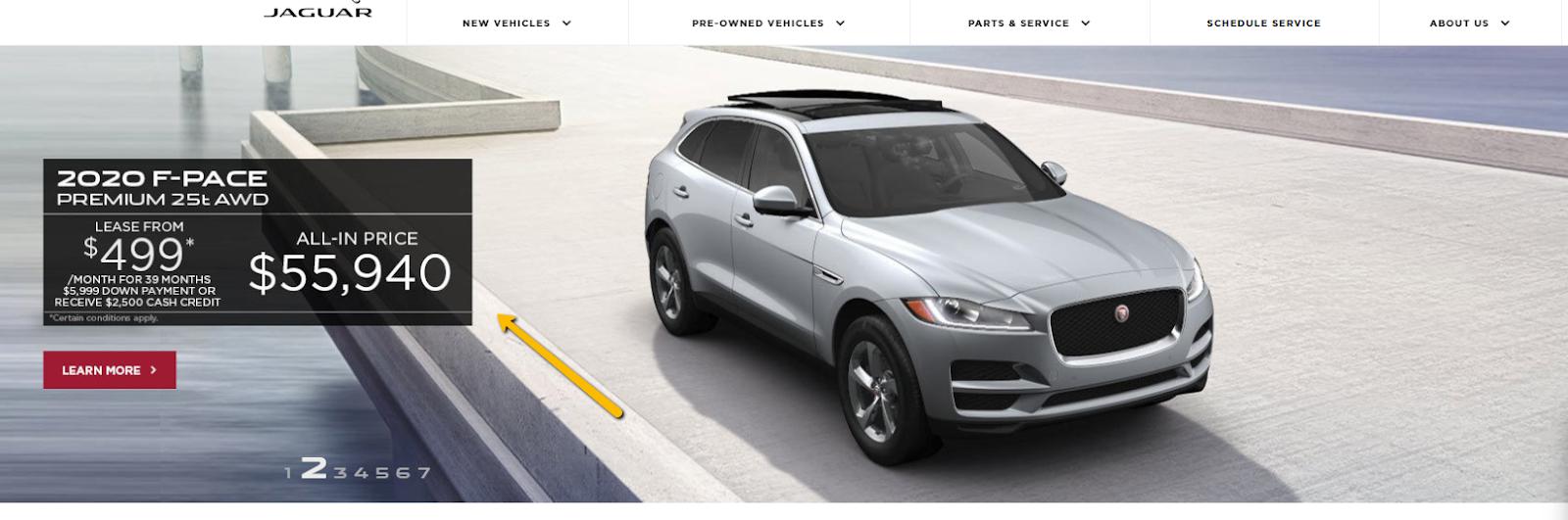 Jaguar Brand Guidleline vidceo creative